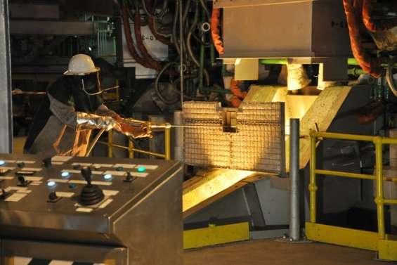 À Koniambo, la maintenance a pesé sur la production trimestrielle