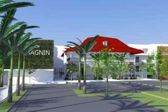 L'ehpad prévu à la place de l'ancienne clinique Magnin peine à sortir de terre