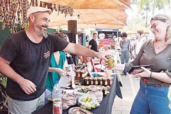 Un Marché broussard pourle retour du Jeudi du centre-ville de Nouméa