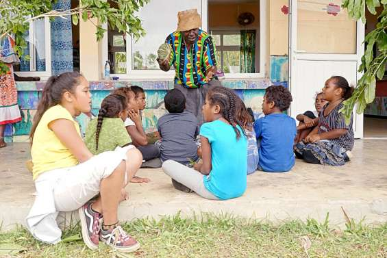 Maré : Ci Roikotransmet son héritage