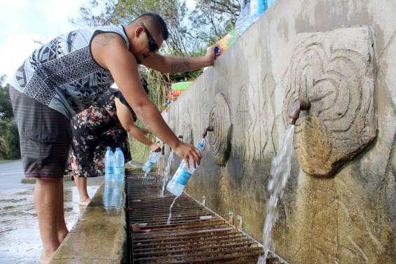 Mont-Dore : la fontaine de Plum va s'offrir une cure de jouvence