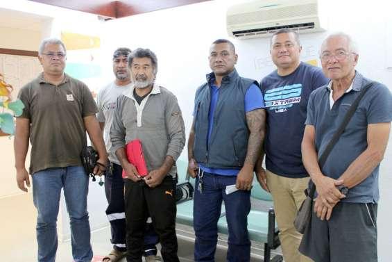 Les habitants d'Ondémia sinistrés demandent de l'aide au maire