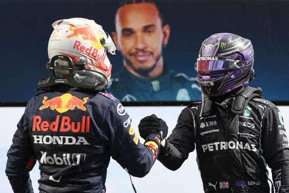 Hamilton contre Verstappen, le temps des courbettes