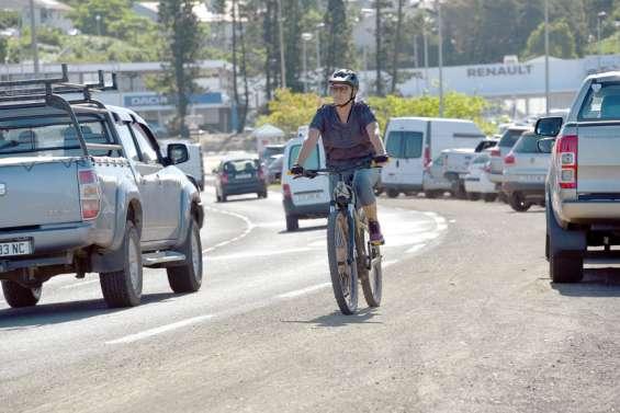 Trois pistes cyclables à l'étude dans différents quartiers deNouméa