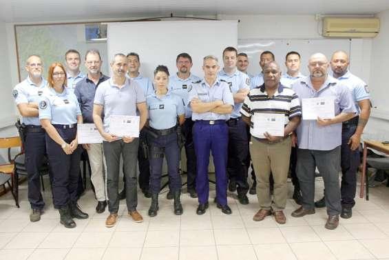 Des référents sûreté formés dans la gendarmerie