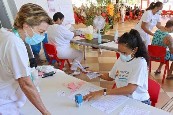 Le vaccinodrome de la présidence ouvert jeudi avec le vaccin unidose Janssen
