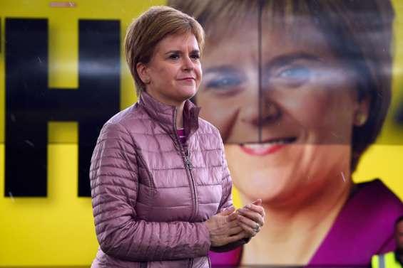 Nicola Sturgeon, détermination et patience