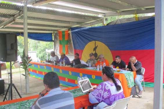 L'UC en comité directeur à Ponérihouen