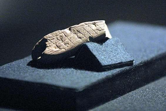 Les symboles de la géométrie signent peut-être la singularité de l'être humain
