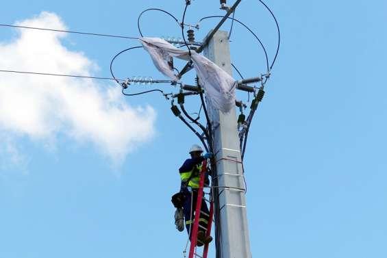 Coupures d'électricité à Poya et à Lifou