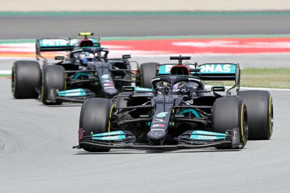 Lewis Hamilton gagne son 98e Grand Prix