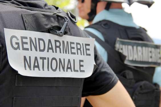 Des voleurs recherchés après avoir tiré sur les gendarmes ce week-end