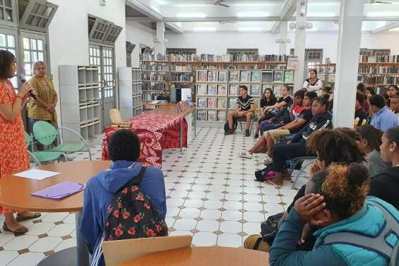 Deux cents élèves participeront aujury littéraire du Prix Vi Nimö