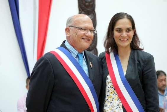 Mont-Dore: Élodie Tehei-Ferrali élue dixième adjointe, le maire conserve la sécurité