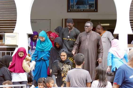 Les musulmans du pays ont fêté l'Aïd et rompu le jeûne du Ramadan