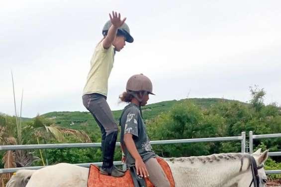 De nouvelles activités équestres accessibles à tous à Nouville