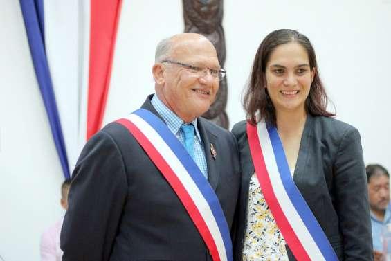 Élodie Ferralidevient la dixième adjointe au mairesans reprendre la sécurité