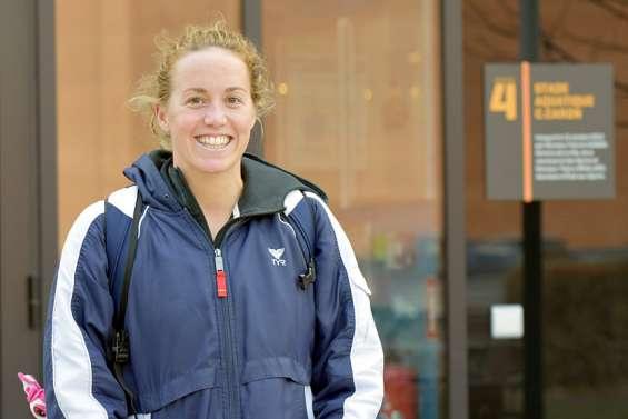 Eau Libre: Lara Grangeon loupe le podium européen du 10km