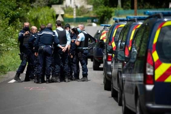 Toujours aucune trace du meurtrier des Cévennes, en fuite depuis trois jours