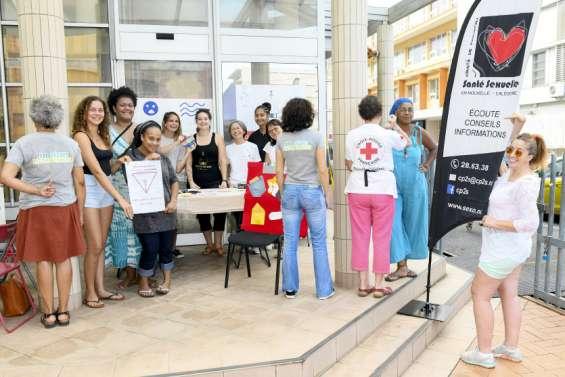 Nouméa : pari réussi à la Ressourcerie