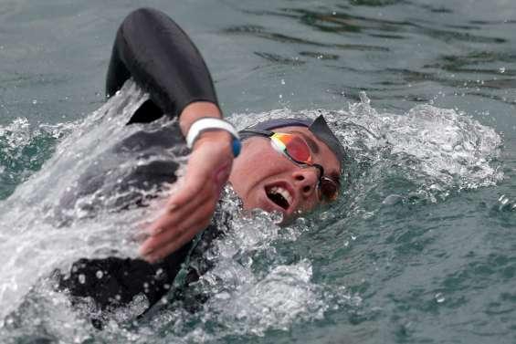 Eau libre: Lara Grangeon vice-championne d'Europe