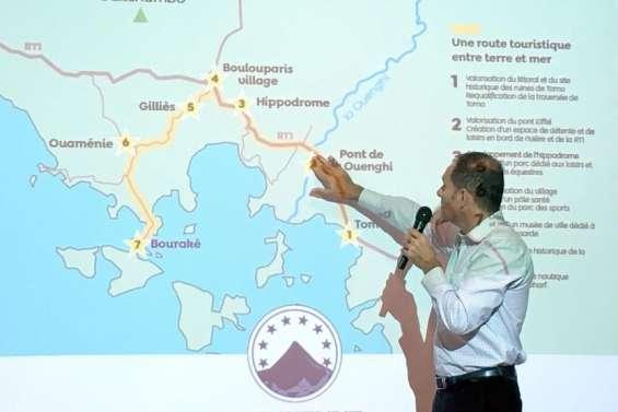 Boulouparis : le maire dévoileles projets de développement de la commune