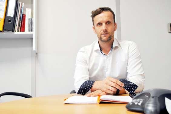 Karl Therby, directeur général: «Il ne s'agit pas d'une remise en cause de la stratégie» de la SMSP