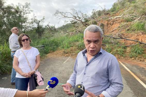 Éboulement de Katiramona: Willy Gatuhaudénonce une situation bloquée