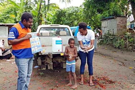 Les premières doses de vaccin contre la Covid-19 sont arrivées au Vanuatu