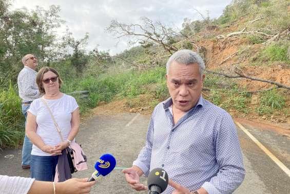 Dans le col de Katiramona, une situation plus que jamais bloquée