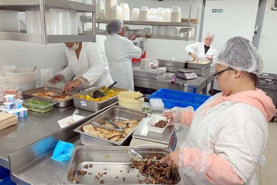 Le service de gamelles La Casserolettes'installe à la Zac Panda