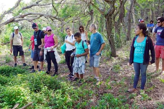 La fête de la nature entreécovillage et découverte de l'îlot Bailly