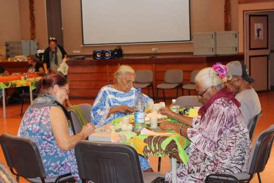 Une journée pour les seniors a été organisée par le CCAS samedi à la salle Au Pitiri