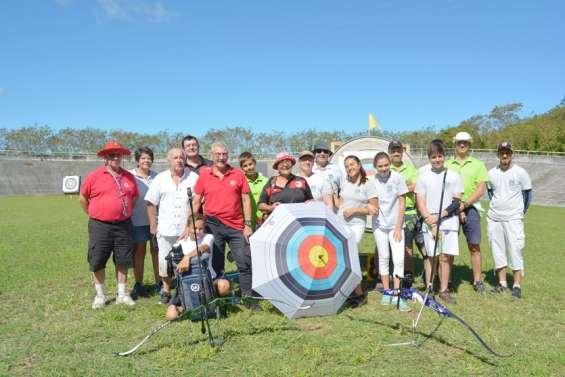Les archers se réunissentà Nessadiou le temps d'une compétition