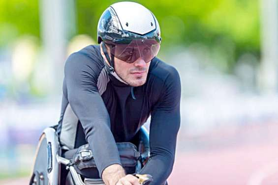 Handisport : un record personnel pour Nicolas Brignone