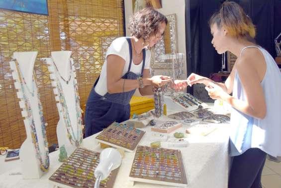 L'artisanat local célèbre la fête des Mères