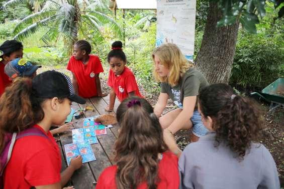 Des collégiensvontparticiper à un projet international sur l'environnement