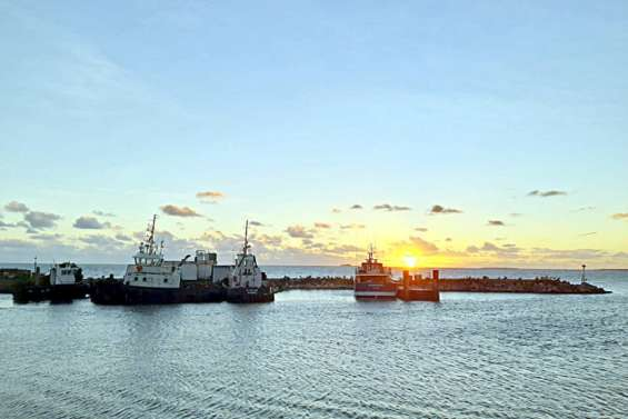 L'agrandissement de la zone de pêche de la marina de Pandop est attendu en août