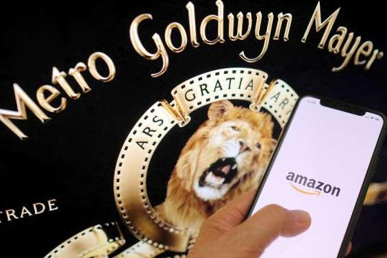 Amazon s'offre le mythique studio MGM