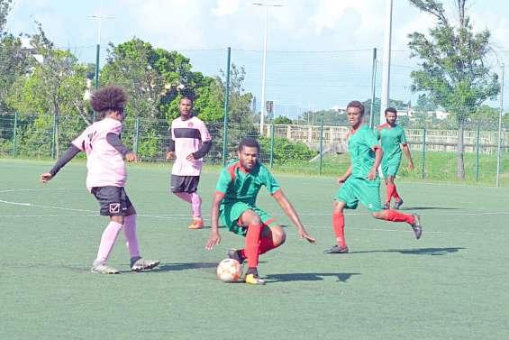 Football : Mouli aux commandes de la PH Sud