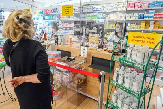 Une pilule anti-Covid bientôt dans lespharmacies?