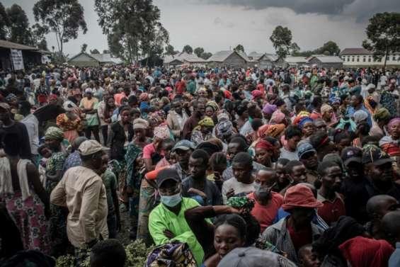 Volcan Nyiragongo: risque de catastrophe majeure, exode pour fuir Goma