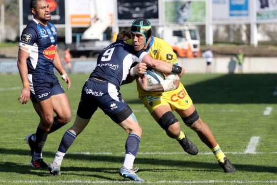 Rugby: fin de saison pour Sébastien Vahaamahina