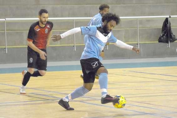 Futsal : l'Université, untest pour Kartier Nord