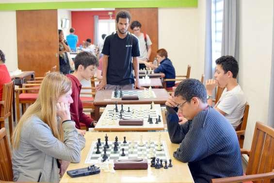 Nouméa : premiers tournois de l'année pour les joueurs d'échecs
