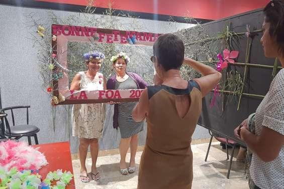La Foa fête ses mamans
