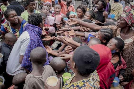 Volcan Nyiragongo: 400000 déplacés en détresse