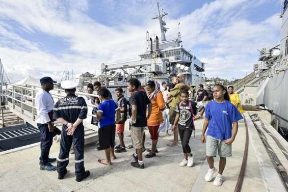 Plus de 3000 visiteurs aux portes ouvertes de la base navale