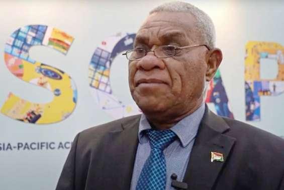 Une motion de censure contre le gouvernement vanuatais