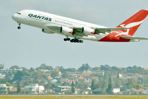 Qantas va récompenser les voyageurs vaccinés